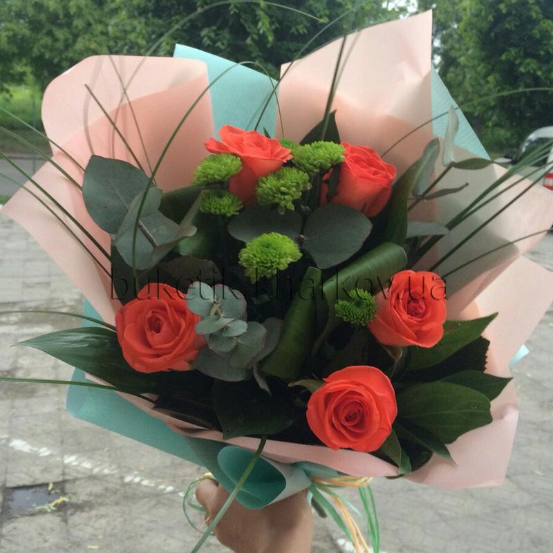 Дешевые цветы в Харькове