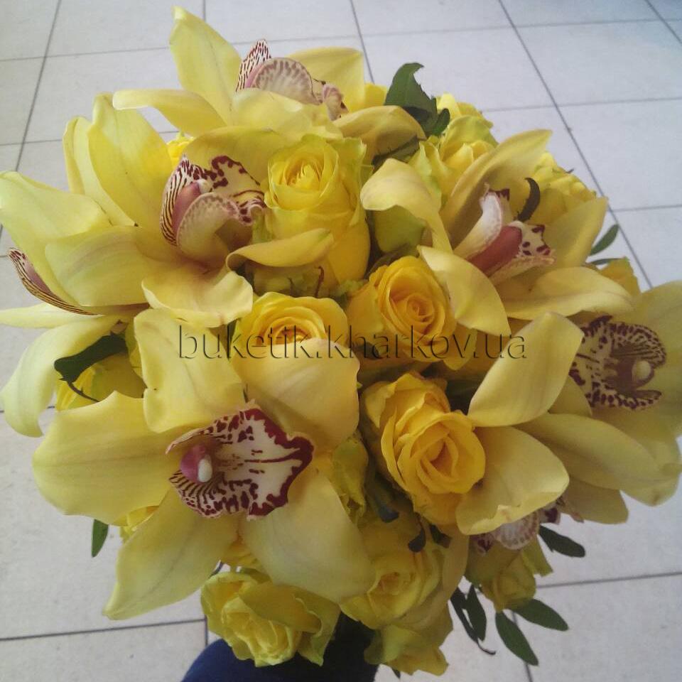 Магазин цветов в Харькове.
